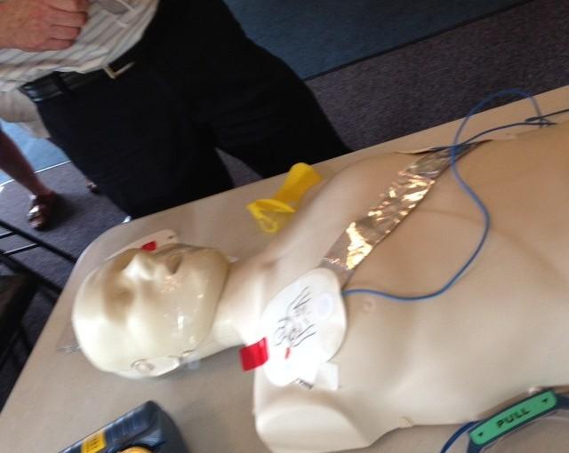 Defibrillator Party